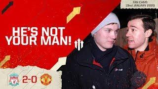 RASHFORD HUGE MISS! Liverpool 2-0 Man United | Match Analysis with RedMenTV