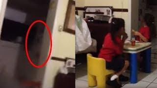 Sie haben WIRKLICH einen GEIST gesehen! Update zu 2 Mädchen sehen Geist   MythenAkte