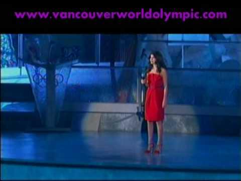 O Canada Vancouver Games