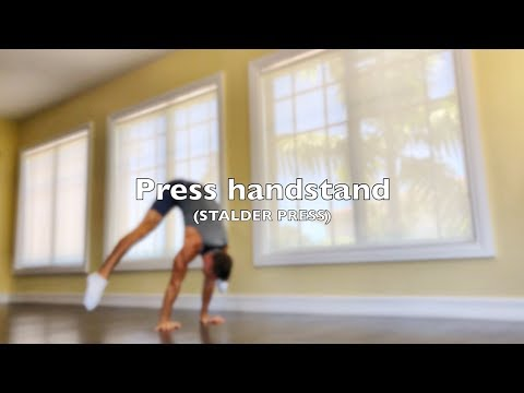 HOW TO PRESS HANDSTAND | STALDER PRESS | СПИЧАГ (FULL VIDEO) Tutorial thumbnail