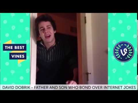 David Dobrik - Father and Son who Bond Over Internet Jokes