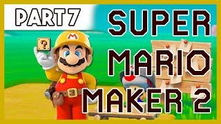 Super Mario Maker 2 No Commentary Story Run - Part 7