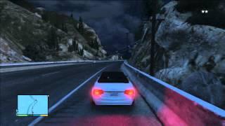 GTA V (Saturday Night) PS3 HD