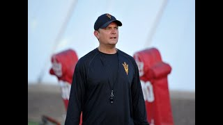 "DevilsDigest TV: Gonzales on ASU defense's ""Building blocks and foundation are in place."""