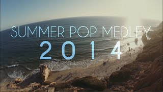 Repeat youtube video Summer Pop Medley 2014 (Sam Tsui & Kurt Schneider)