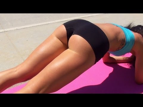 Amazing! 30 Day Butt Transformation Workout!