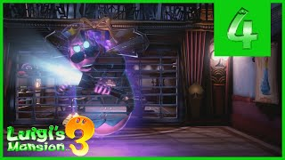 Security Luigi's Mansion 3 4