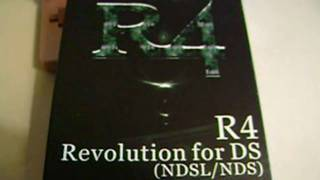 How to set up your R4 card with out the set up disk