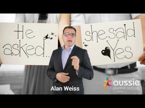 Should I Get A Prenup (Prenuptial Agreement) By Alan Weiss Aussie Divorce