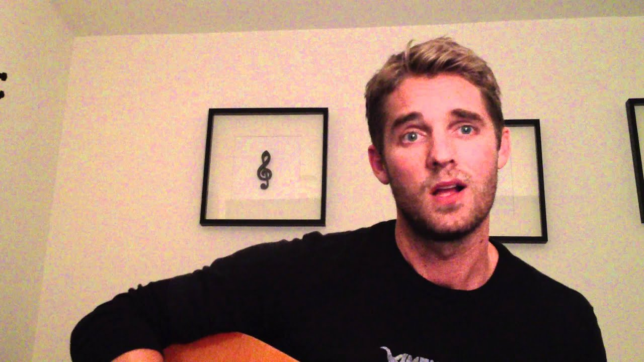George Jones- Bartender Blues (Cover by Brett Young)