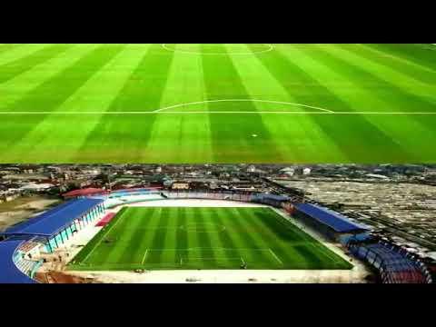 Enyimba Stadium In Aba, Abia State, The Best Stadium In Nigeria