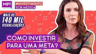 QUANTO VOCÊ PRECISA INVESTIR PARA REALIZAR UMA META? (Investimento Sob Medida)