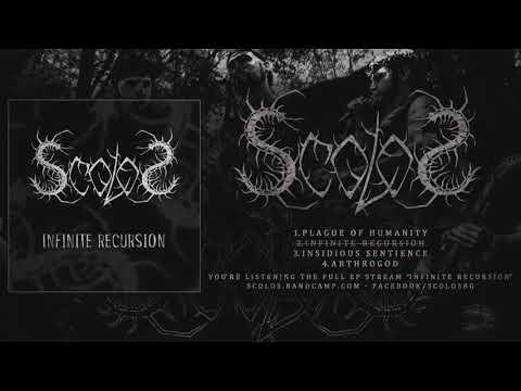 SCOLOS - INFINITE RECURSION (OFFICIAL EP STREAM 2018)