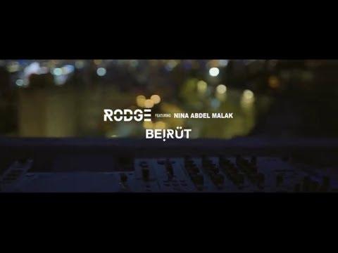 Rodge ft. Nina Abdel Malak - Beirut