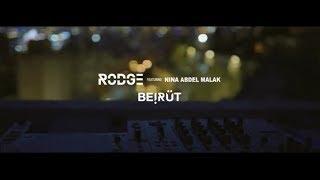 Смотреть клип Rodge Ft. Nina Abdel Malak - Beirut
