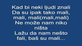 Familija-Nije mi nista(Tekst(Lirycs))[HD]