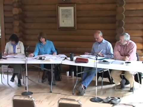 SSI Trust Meeting April 26 - Part 1 of 3