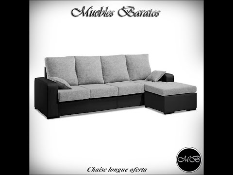 Sof s chaise longue chaiselongue modernos youtube - Chaise longue modernos ...
