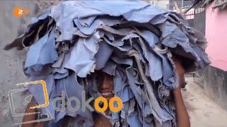Gesichter der Armut - Unsere Kleidung aus Bangladesch| Doku