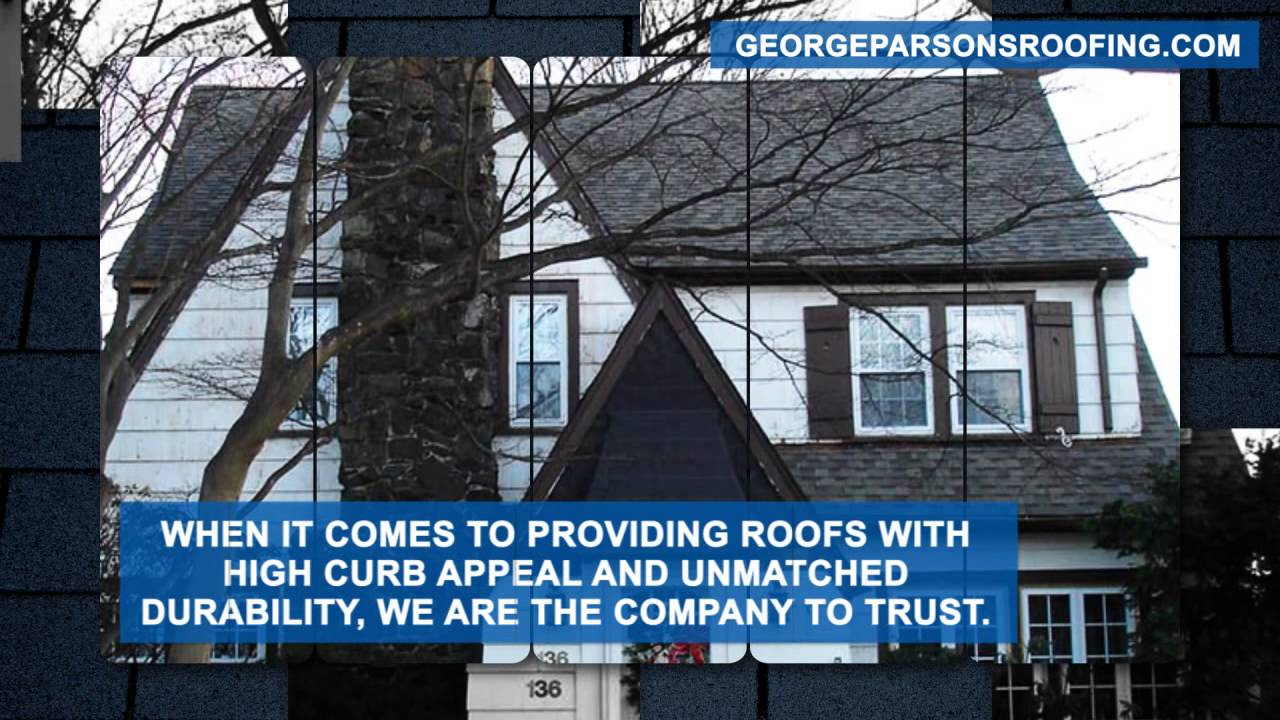 George Parsons Roofing | Offers Services For Residential U0026 Commercial  Roofing