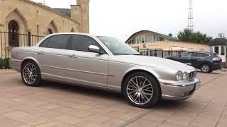 Jaguar XJ X350 2003.