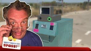 Der Mietauto-Automat mit Marco Rima | Verstehen Sie Spaß?