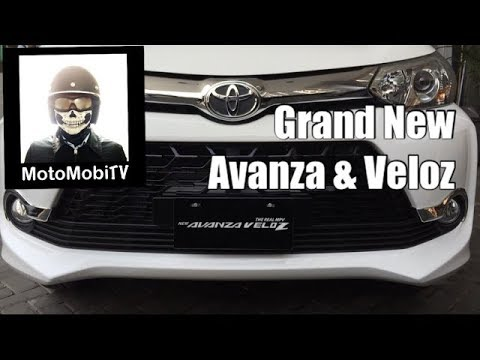 headlamp grand new veloz injector avanza and indonesia youtube