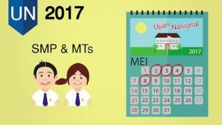 Jadwal dan Penjelasan UN - USBN 2017