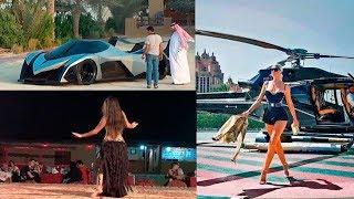 Dubai ist eine andere Welt und dieses Video zeigt Dinge, die ihr NUR dort sehen könnt!