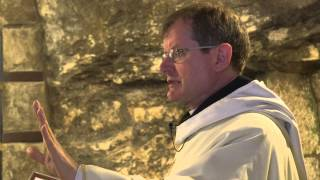 In the Holy Land 5: The Joy of Christmas: Homily by Fr John Seddon OSB. A Day With Mary