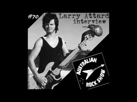 ARS70: Larry Attard Interview - Snake, Acca Dacca