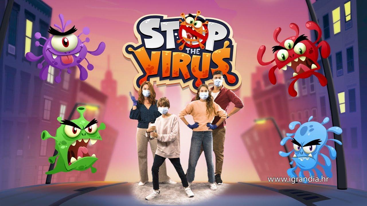 STOP THE VIRUS - IGROM PROTIVU VIRUSA!!