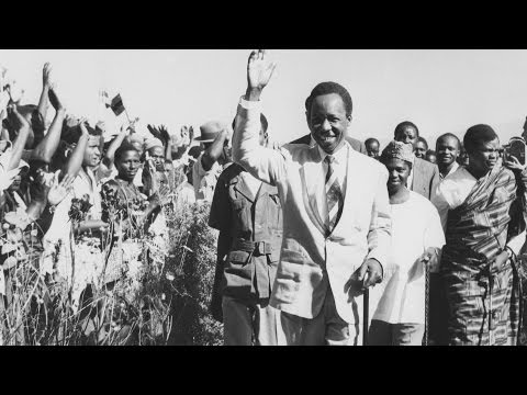 Faces Of Africa -  Mwalimu Julius Nyerere