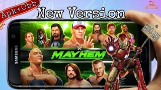 WWE-Mayhem Highly Compressed 300 MB New Version|| In Hindi || 2018||