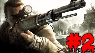 Sniper Elite V2 - Walkthrough PC HD - Part 2 (Việt Hóa)