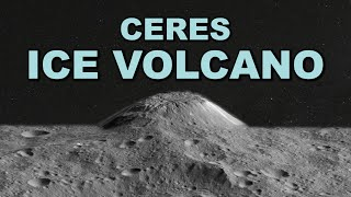Young Cryovolcano on Ceres