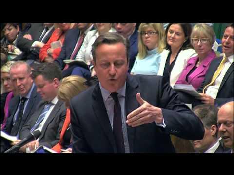 PMQs  Cameron and Corbyn clash on academy schools plan   BBC News