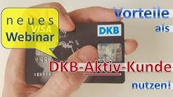 DKB Aktiv-Kunde ► Webinar zur Kontoeröffnung + Umstellung
