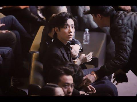 [HD][FANCAM (6)] 191206 肖战 Xiao Zhan Tiêu Chiến focus | iQiYi Scream Night 2020