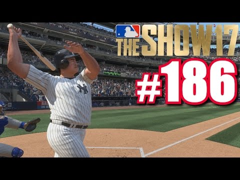 BABE RUTH'S LONGEST HOME RUN EVER! | MLB The Show 17 | Road to the Show #186