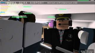 Vol ROBLOX EXT A318