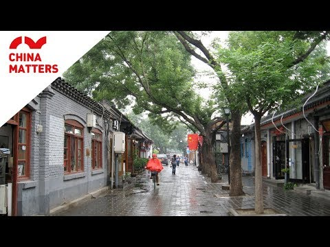 Living and doing business in Beijing's Hutong #‎expatsinchina‬