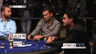 4. Шева, Надаль, Рональдо и другие звезды спорта играют в покерном турнире! | PokerStars.com