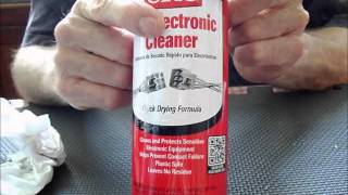 what should I use to clean and lubricate my machine