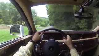 2014 Rolls Royce Phantom Series II POV Test Drive