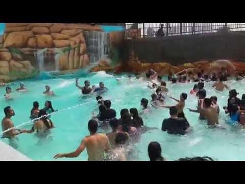 gip water park pool wave videos