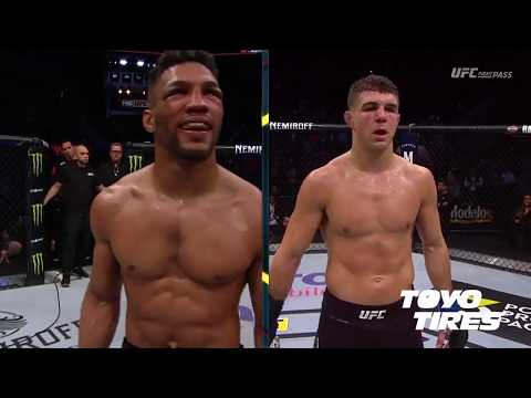 Fight Night Milwaukee: Al Iaquinta and Kevin Lee Octagon Interviews