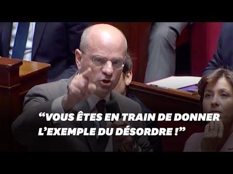 La colère de Jean-Michel Blanquer après une question sur Créteil
