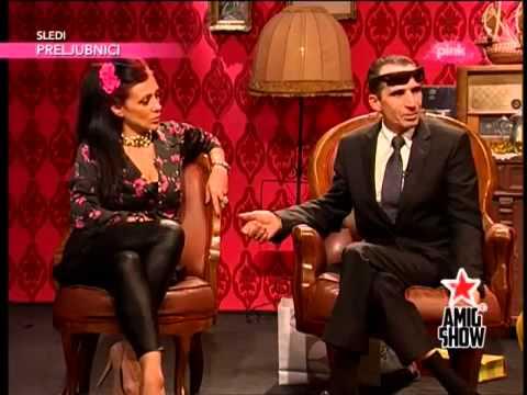 Ekrem Jevric & Vendi Ami G Show 30.10.2012