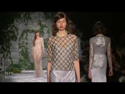 Jenny Packham   Fall Winter 2017 2018 Full Fashion Show